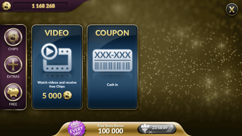 Video Slots Casino Voucher Code